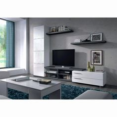 Living Room Tv Ideas Awesome Meuble Tv Casa Pin by Zone Modern Home Living Room Tv unit decor Awesome Fresh Living Room, Living Room Tv, Beautiful Living Rooms, Small Living, Home And Living, White Furniture, Home Decor Furniture, Living Room Furniture, Furniture Design