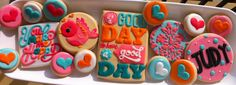 Its A Good Day to Have a Good day Cookie set - HayleyCakes And Cookies