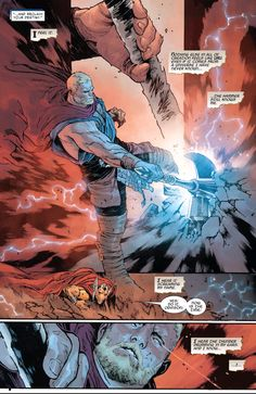 What Made THOR Unworthy? - SPOILERS
