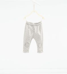 Polka dot trousers-LEGGINGS AND TROUSERS-BABY GIRL | 3 months-3 years-KIDS | ZARA United States