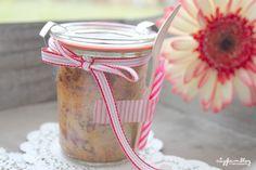 Kuchen im Glas --> Kirsch-Schoko