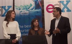 Nov.8, 2013, edX Brings the First Massive Open Online Learning Portal to the Arab World