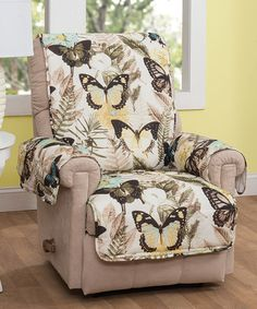Another great find on #zulily! Butterfly Furniture Protector #zulilyfinds