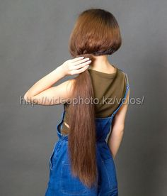 Long Hair Ponytail, Ponytail Hairstyles, Forced Haircut, Long Hair Cuts, Bob Cut, Barber, Curly Hair Styles, Dreadlocks, Actresses