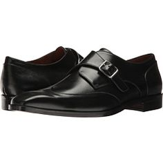 Massimo Matteo Single Monk Wing Tip