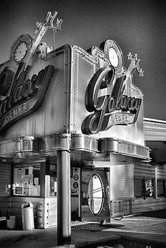 Galaxy Diner - Route 66 Flagstaff - Arizona - USA