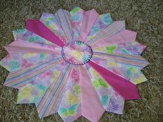 Thanks Mary Kay for making this for my lil' girl... such amazing work!