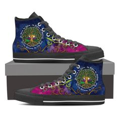 Tree Of Life High Top