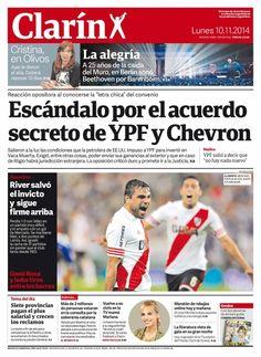 10 de noviembre - Clarín - Semáforo verde para la oposición
