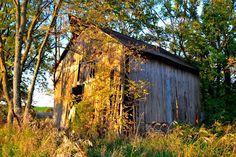 Old Barn near Lawrence KS
