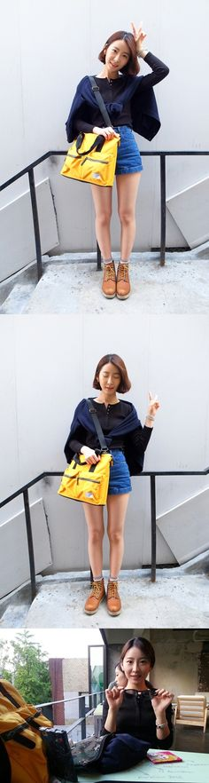 american apparel pants, hawkins shoes, national publicity bag, korean fashion style blogger