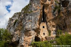 14th Century Cave Dwelling in France