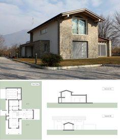 Le migliori 38 immagini su case legno architecture for Fumagalli case prefabbricate prezzi