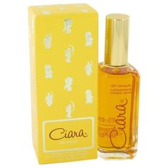 Ciara 100% By Revlon Cologne Spray 2.3 Oz