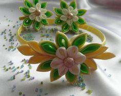 Diadema floral por AccessoriesShop4you en Etsy