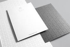 lookthinkmake Work - KEY: The City Concierge paper system