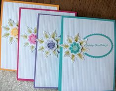 Love all the white, beautiful notecard set