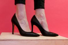 How to get used to wearing heels ASAP