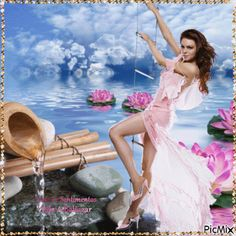 Sensual, Gifs, Facebook, Beautiful Fairies