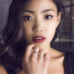 - Only for #elegant #women -  http://www.lepagon.com/anillo-mimosa_63.htm  #joyas #hechoamano #handmade #jewelry #minimal #lessismore #onix #silence #fashion #style #design #girl #beautiful #love #joyitas #meencanta #moda #estilo #tendencias #shopping #shoppingonline #new