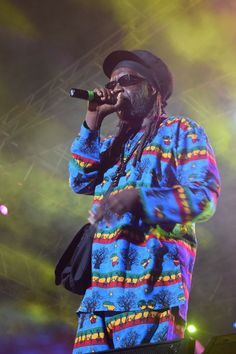Macka B performing on Night 2 of Rebel Salute — at Grizzly's Plantation Cove, St. Visit Jamaica, Reggae Artists, Jamaican Music, Artist Art, Musical, Rebel, Roots, Ann, Stars