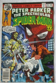 The Spectacular Spider-Man #28 (Mar 1979, Marvel) Frank Miller, Daredevil app VF 8.0