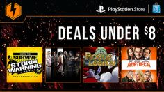 Get PS4 Games for Under $8 in Latest PSN Flash Sale - GameSpot