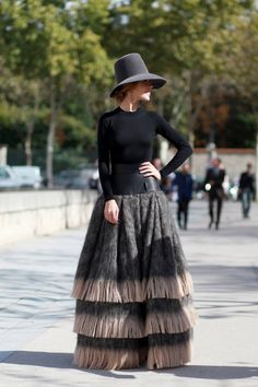 Fifty-five Street-Style Looks From the Weekend in Paris - The Cut