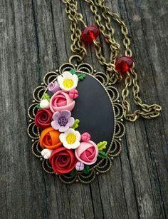 roses on chalkboard black background