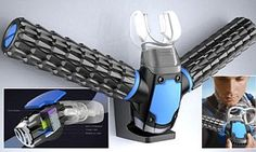 The gadget that turns you into a FISH: Mask extracts oxygen from the ocean so you can breathe continuously underwater | Mail Online