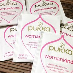 Seeing as it's #internationalwomensday here's to a cup of #pukka women's tea