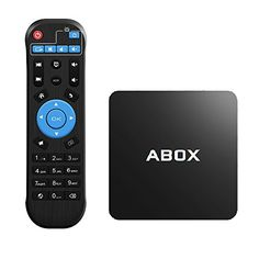 2017 Model GooBang Doo Android 6.0 TV Box Abox Android TV Box Amlogic S905X 64 Bits and True 4K Playing