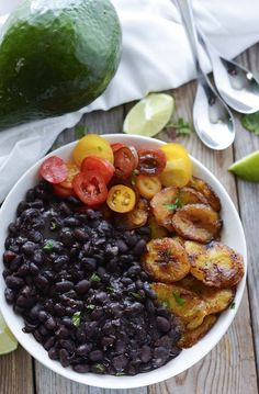 Vegan Brazilian Black Bean Stew (Feijoada)  Delicious and easy dish to prepare  with everyday ingredients!