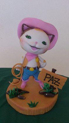 Adornos De Torta (sheriff Callie-zou-toy Story-henry-otros) - $ 150,00 en MercadoLibre