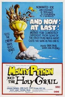 Monty Phyton and The Holy Grail