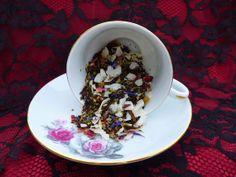 Snow White's Green Tea by NaturalBotanics on Etsy, $4.95 Loose Leaf Tea, Teas, Oatmeal, Snow, Homemade, Breakfast, Tableware, Green, Wedding