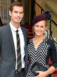 It's a Girl! Tennis Star Andy Murray Welcomes First Child.: It's a Girl! Tennis Star Andy Murray Welcomes First Child… Andy Murray Kim Sears, Andy Murray Wife, Kim Sears Pregnant, Andy Kim, Tennis News, People News, Tennis Stars, Serena Williams, Celebrity Couples