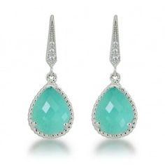 a184f9c812ca pendientes piedras azules para novias ideal para lucir en de la boda