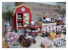 sweet bambinos: {Real Party} - Fabrizio's Barnyard