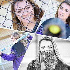 Softball. Senior. Senior Girl.