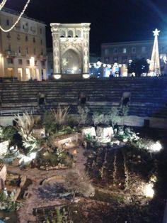 Piazza S.Oronzo - Lecce Italy