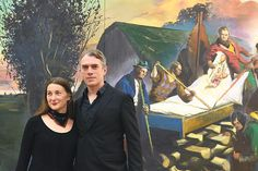 Neo Rauch and Rosa Loy - two amazing artists celebrate their 30th wedding anniversary with a joint exhibition in September 2015