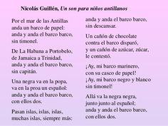 Por el mar de las Antillas by Nicolás #GUILLÉN