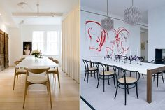 Dining rooms by 9_tori-golub-interior-design vica-interiors (=)