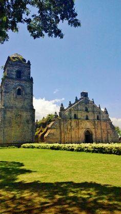Paoay Church.