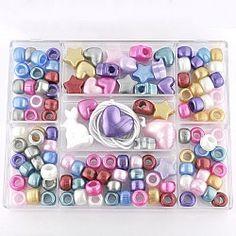 Kids Plastic Pearl Kit | Simple Kits