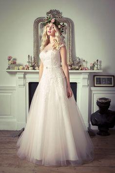 Charlotte balbier wedding dress style garbo
