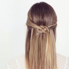 SnapWidget | Go to the blog to find a guide for this lovely hairdo (link in profile). #celticknot #hairdo #hairinspiration #hairstyle