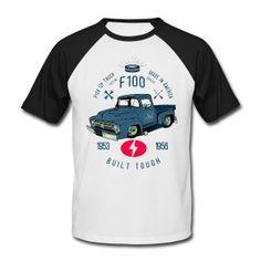 F100 Built Tough T-Shirts