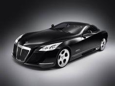 Maybach Exelero: 8 Million Dollar Car